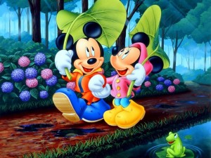 Disney/Facebook